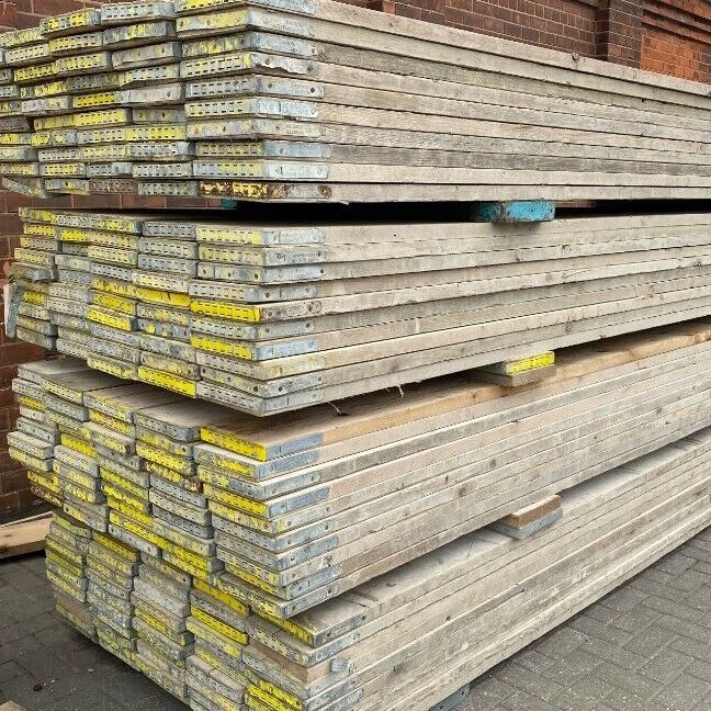 Reclaimed Scaffold Boards - Sleepers and Scaffold Boards